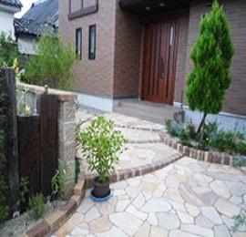 <施工事例> 奈良県K様邸 外構工事