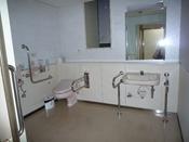 奈良県上牧町 介護施設(有)M様 増改築 トイレ