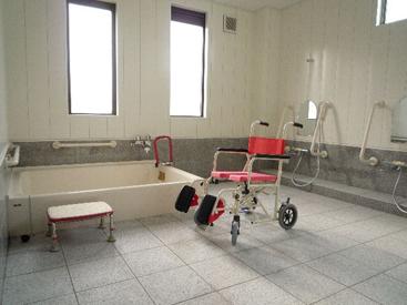 奈良県上牧町 介護施設(有)M様 増改築 浴室