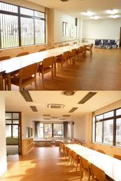 奈良県上牧町 介護施設(有)M様 増改築 食堂