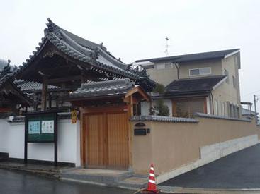 奈良県王寺町 寺院様