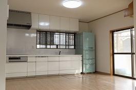 M様邸 I型キッチン