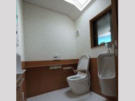 U様邸 トイレ